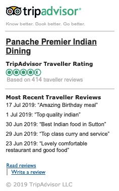 Panache Restaurant Premium Indian Dining Restaurant